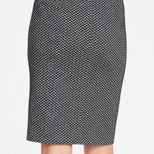 Gorgeous 🎁Chevron 🆕 pencil skirt size 12